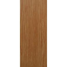 Flat Oak Interior Door