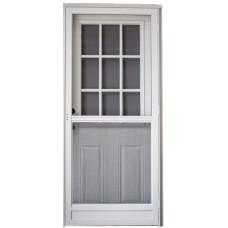Cordell 925 Series Combination Door with 9-Lite Window
