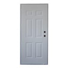 Cordell 6-Panel Outswing Door