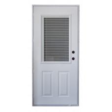 """Cordell 36"""" Miniblind Outswing Door"""