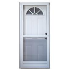 Cordell 925 Series Combination Door with Sunburst Window