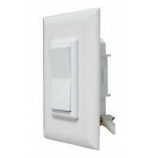 Self-Contained Gangable Decorator Switch