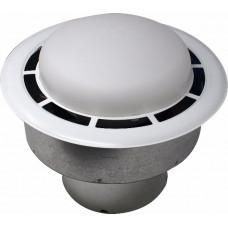 Vertical Exhaust Bathroom Fan With Light